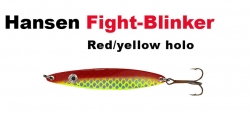 Hansen Fight 15g red/yellow holo
